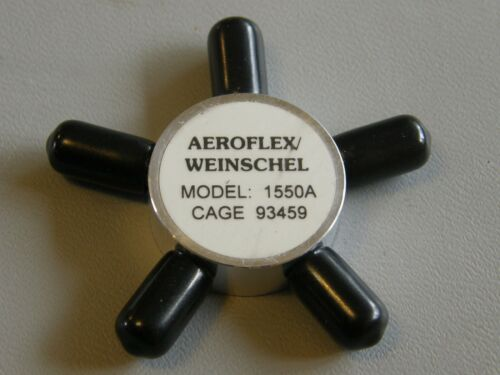 WEINSCHEL/AEROFLEX 1550A 4-Way Power Divider, 3 GHz