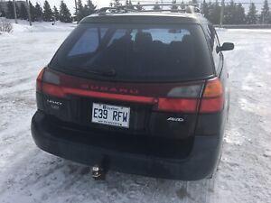 Subaru Legacy AWD 2004 familiale