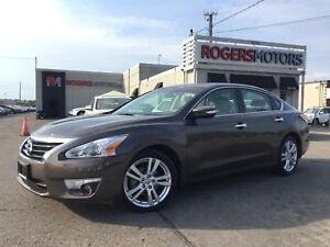 2014 Nissan Altima 3.5 SL - NAVI - LEATHER - REVERSE CAM