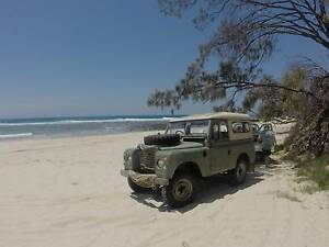 1975 Land Rover (4X4) Coupe Wynnum Brisbane South East Preview