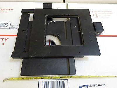 Semprex Microscope Stage Table Part Il-4-f