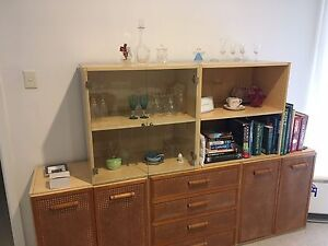 REDUCED. Make me an offer. Beautiful glass display cabinet. Seaforth Manly Area Preview