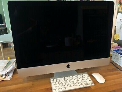 Apple iMac 27 5K - Late 2014 - 4GHz I7 - 16Gb RAM - Radeon M290X - 256Gb SSD