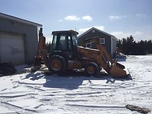 CASE 580L Backhoe for sale