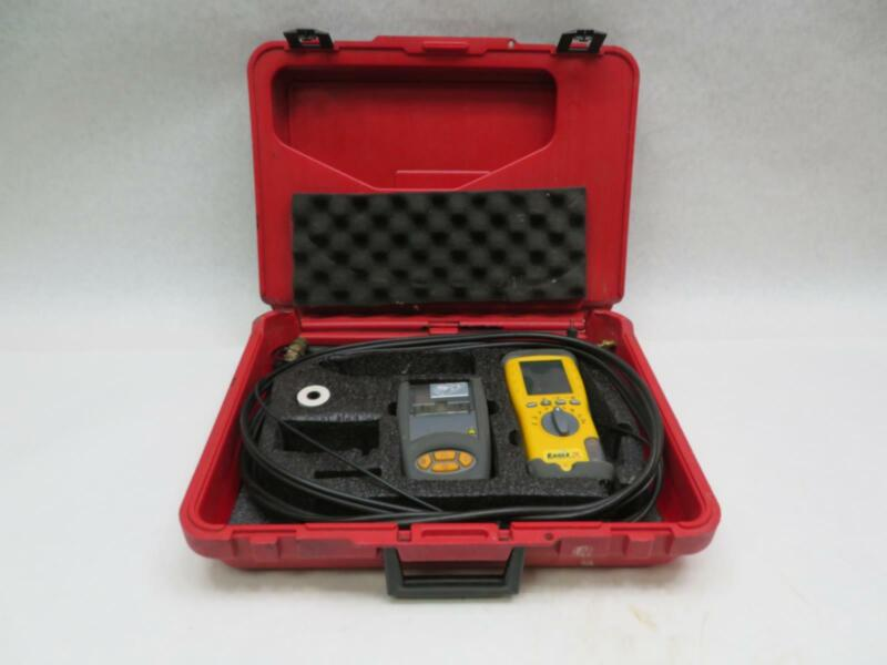 UEI C155 Eagle 2x Combustion Analyzer - Used - With Printer