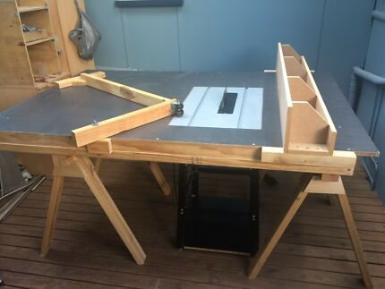 manual for ozito router table