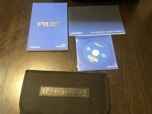 2016 honda pilot shop manual