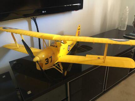 Dynam Tiger Moth RC 4 Channel Bi-plane PNP 1270mm Wingspan