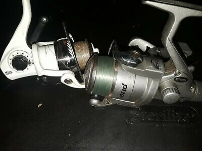 Lot of 2  spinning reels Abu Garcia -Mitchell copperhead 20