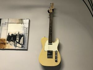 Fender Squier standard Telecaster and Hardcase