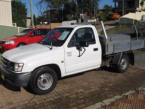 2003 Toyota Hilux Ute Anna Bay Port Stephens Area Preview