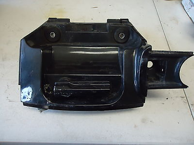 SUZUKI OUTBOARD LOWER ENGINE FRONT PANEL AND HANDLE ASSY 61831-90J01-0EP
