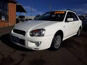 2004 Subaru Impreza RS Manual Hatchback Kings Meadows Launceston Area Preview