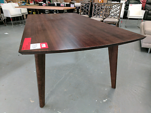 Solid Tad Oak 1.8m Dining Table - 60% off RRP Eumemmerring Casey Area Preview