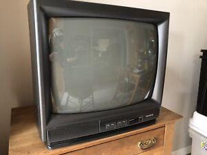 "20"" Television CRT"
