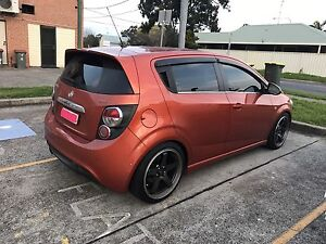 2014 Holden Barina RS Turbo 6 Speed Manual Leather Interior Appin Wollondilly Area Preview