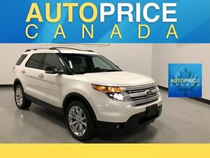 2015 Ford Explorer XLT CLEAN CARPROOF |NAVIGATION|PANOROOF|LE...