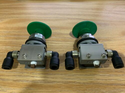 2x Manual Air Control Valve ARO 212-C