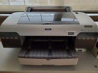 Epson Stylus Pro 4000 Large Format Color Printer