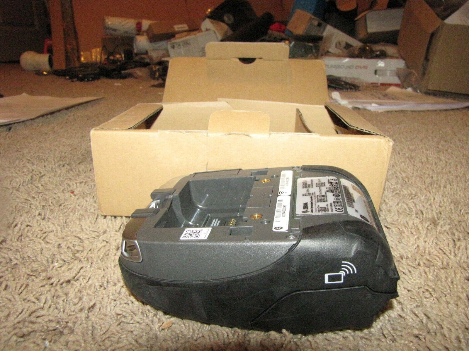 ZEBRA ZQ510 Bluetooth Printer in Box