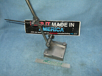 Starrett Surface Gage 257c Old Vintage Precision Inspection Tool Grinder Mill