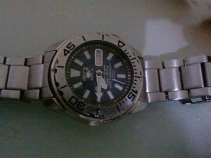 Seiko Limited Edition mens watch Wollongong 2500 Wollongong Area Preview