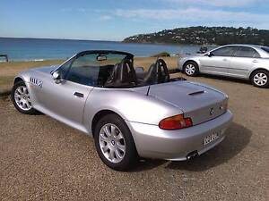 2000 BMW Z3 Coupe widetrack update model Avalon Pittwater Area Preview