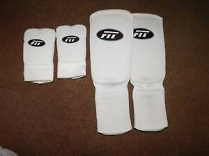 Martial Arts Lower leg and Hand Pads