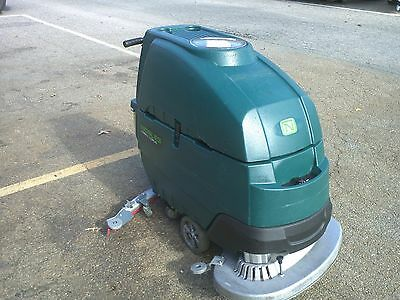 Nobles Ss5 Tennant T5 32 Floor Scrubber Under 600 Hours 60 Day Parts Warranty