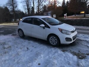 2012 Kia Rio TAX INCLUDED NEW MVI