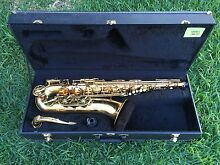 Tenor Saxophone Virginia Brisbane North East Preview