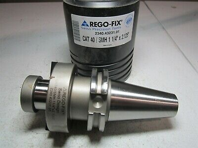 Rego-fix 2340.43231.01 Cat40 Smh 1-14 X 2.125 Chuck Adapter Tool Holder