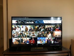Moving Sale : LG webos tv uh6100
