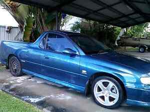 2002 ss holden Commodore ute Manoora Cairns City Preview