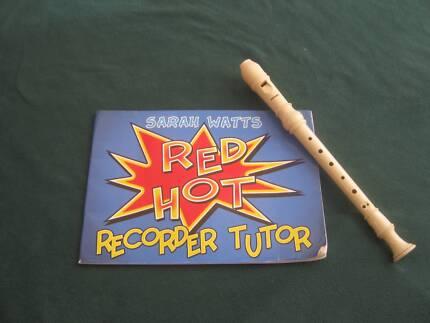 Plastic Recorder