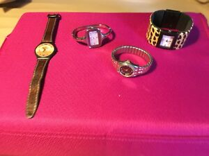 Various watches; various prices. Ask for individual price