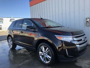 2013 Ford Edge Limited AWD | Navi | Leather | Camera