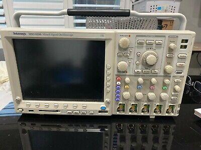 Tektronix Mso4104 Mixed Signal Oscilloscope
