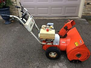 Wanted non running Ariens Snowblower
