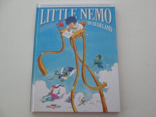 LITTLE NEMO IN BEDELAND T1 EO2016 TTBE COLLECTIF ZEP EDITION ORIGINALE DD1