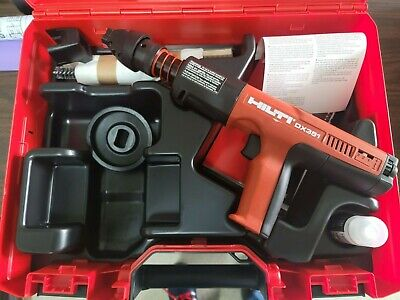 Hilti 373103 Powder-actuated Tool Dx 351-me New Style Case