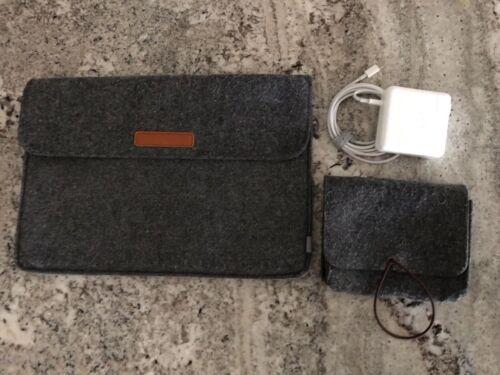 Laptop Bag /w Matching Charger Bag - $5.00
