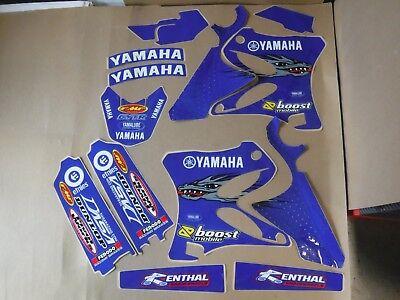 TEAM  YAMAHA  DRAGON GRAPHICS YZ125 YZ250 YZ  2002-2014
