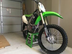 2014 KX-F 450 56.6hrs Clarkson Wanneroo Area Preview