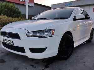 Mitsubishi lancer platinum 2012 edition Blacktown Blacktown Area Preview
