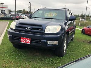 2005 Toyota 4Runner LTD Limited, Leather, Heated Seats, AirRide