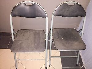 Pair of folding garden chairs for free !!!! Liverpool Liverpool Area Preview