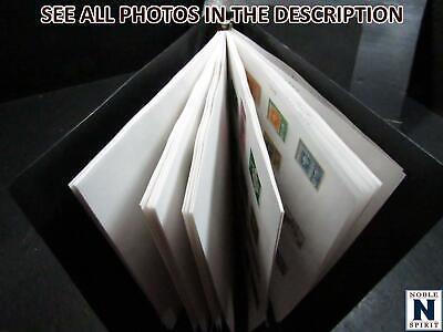 NobleSpirit No Reserve (TL) Desirable Bulgaria & Mauritius Stamp Album