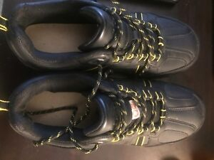 Steel toe safety boots. Brand new