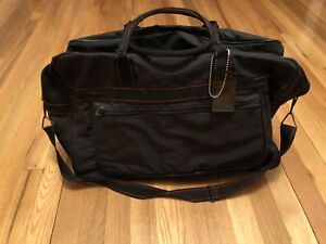Black gym bag/sac de sport